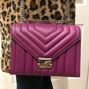 Michael Kors Whitney Shoulder Purse